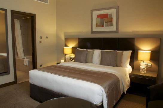 Hotel Ramada Abu Dhabi Downtown