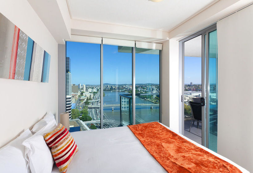 Hotel Evolution Apartments in Brisbane, starting at £39 ...