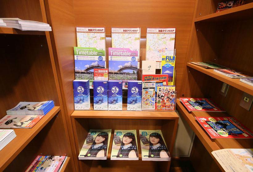 Hotel Wing International Ikebukuro Tokyo