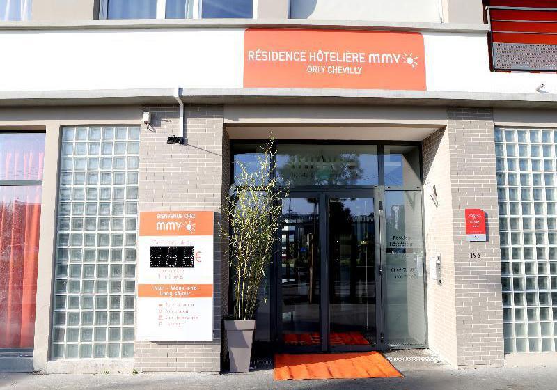 Appartments Résidence Hôtelière Mmv le Fontainebleau Chevilly-Larue