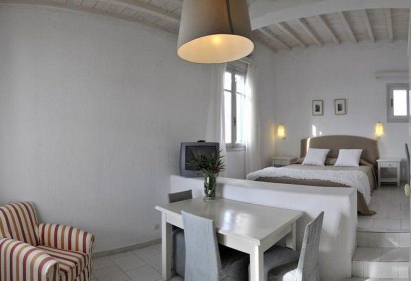 Room Hotel Fos Suites Mykonos
