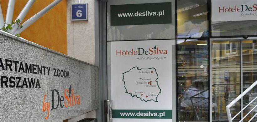 Aparthotel Zgoda Warszawa by DeSilva Warsaw
