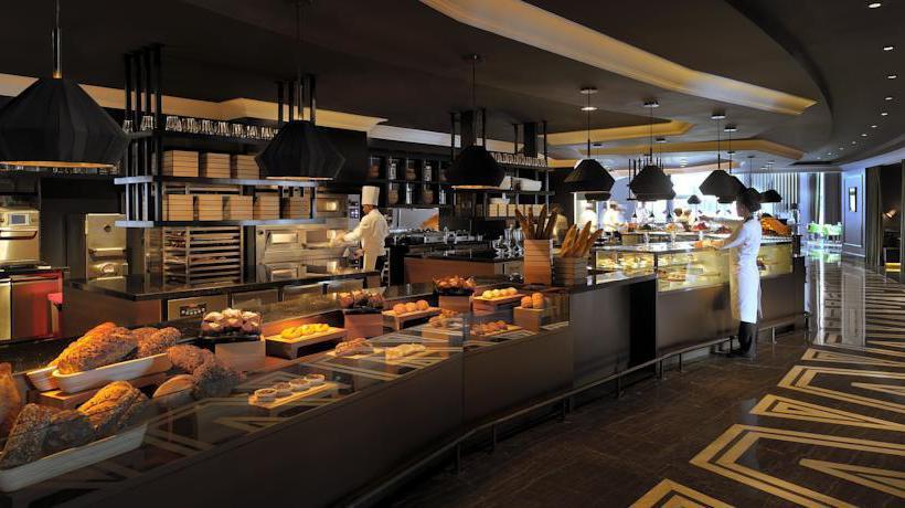 Restaurant Hotel JW Marriott Marquis Dubai
