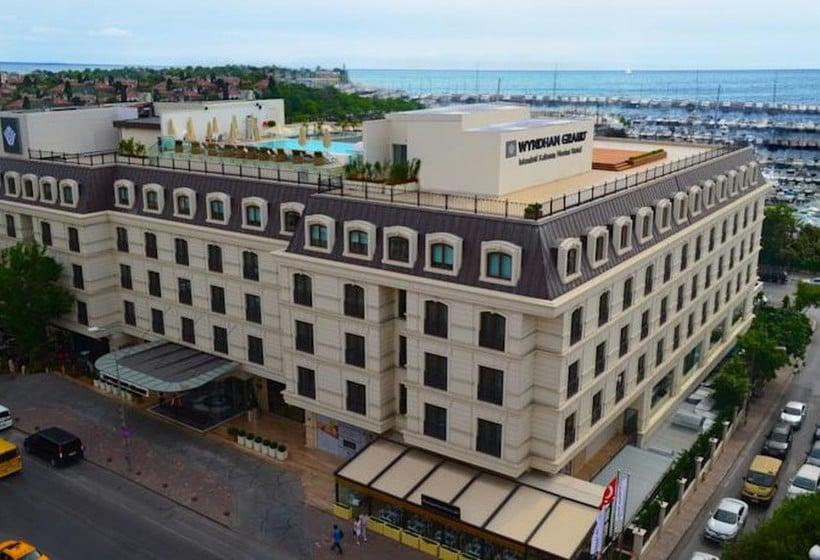 Exterior Hotel Wyndham Grand Istanbul Kalamis Marina Estambul