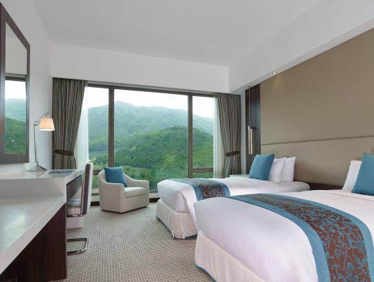 Hotel Auberge Discovery Bay Lantau Island