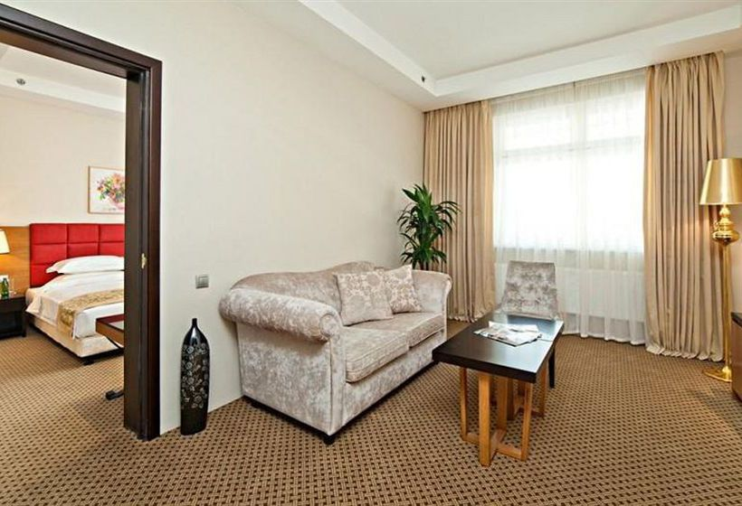 Hotel Melior Greenwood Moscow