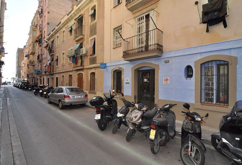Bedcelona Barceloneta Beach Club & Rooms Hostel Barcelona