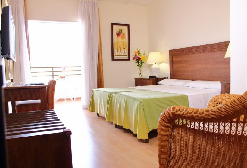 Room Hotel Trianflor Puerto de la Cruz