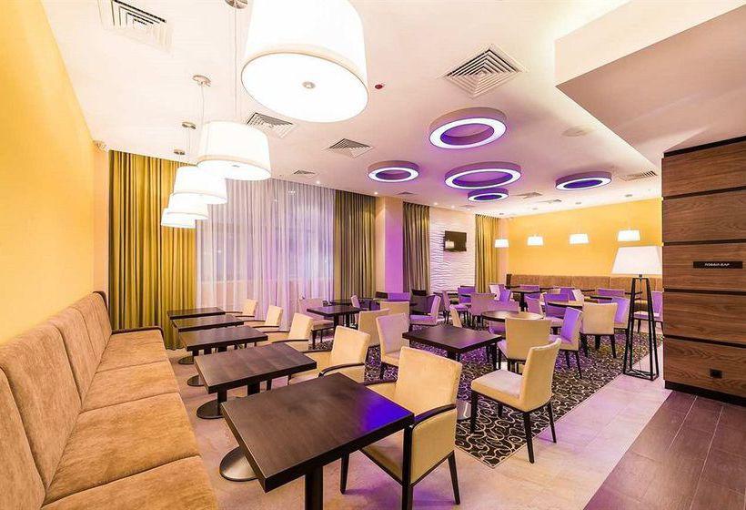 Hotel Hilton Garden Inn Krasnoyarsk