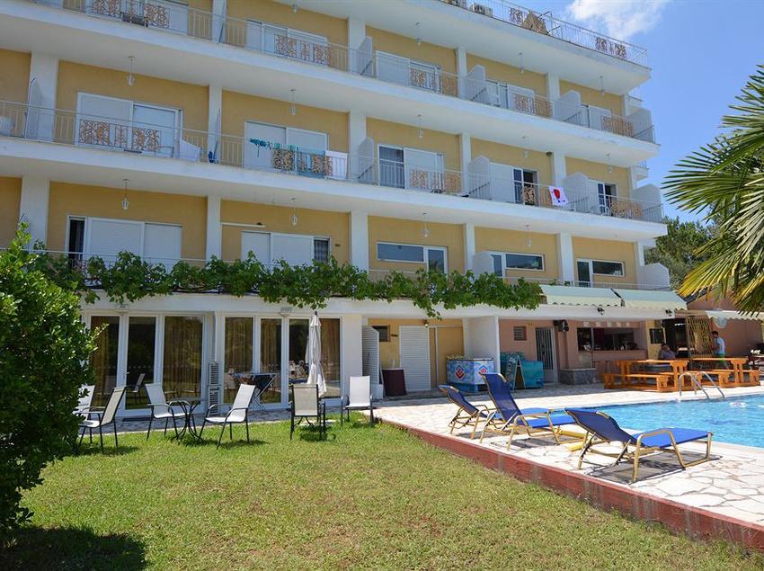 Hotel Paloma Blanca Dassia Corfu