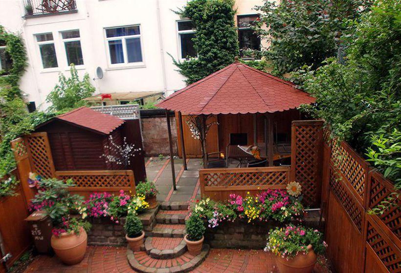 pensi n marion weber gaestehaus en bremen destinia. Black Bedroom Furniture Sets. Home Design Ideas