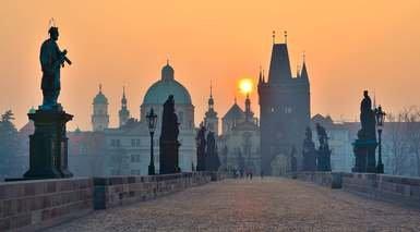 4 Días en Praga con Visita