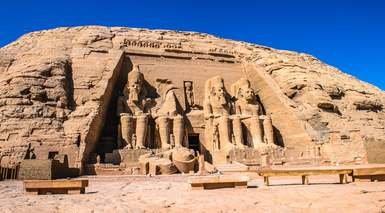 Egipto: Cairo y Crucero por el Nilo con 10 Visitas + Abu Simbel
