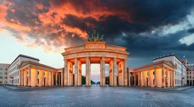 Berlín - Puente de Diciembre
