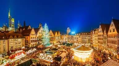 Mercadillos Navideños en Flandes - Puente de Diciembre