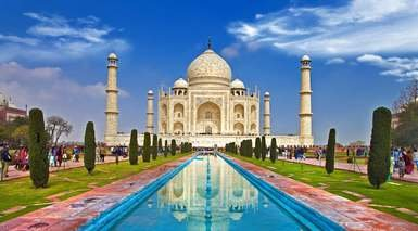 Vacaciones en la India