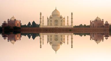 Viaje al Triángulo de Oro de la India y Varanasi (vuelo interno)