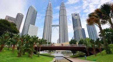 Pacific Regency Suites - Kuala Lumpur