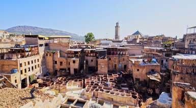 Les Mérinides - Fez