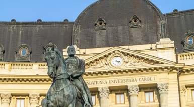 Crowne Plaza Bucharest, An Ihg -                             Bucarest