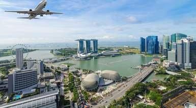 Fairmont Singapore - Singapore