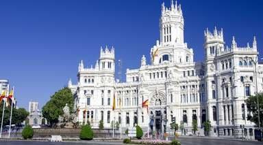 AC Santo Mauro - Madrid