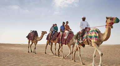 Escapada a Dubái con Safari en el Desierto