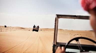 Dubái con Safari en el Desierto