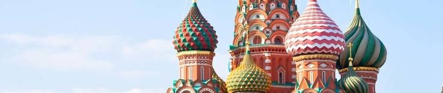 Moscú y San Petersburgo 4*