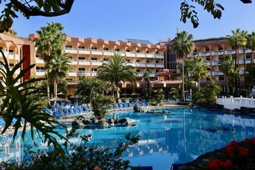 Common areas Hotel Puerto Palace Puerto de la Cruz