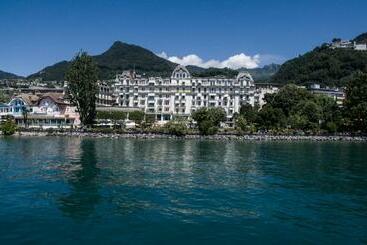 Eden Palace Au Lac - Montreux