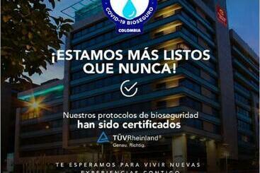 Clarion Bogota Plaza - Bogota