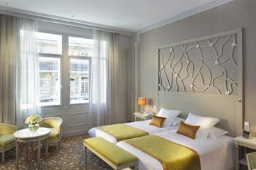Hôtel Château Frontenac - París