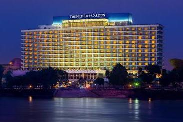 The Nile Ritzcarlton, Cairo - 開羅