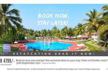 Holiday Inn Resort Goa, An Ihg - ???