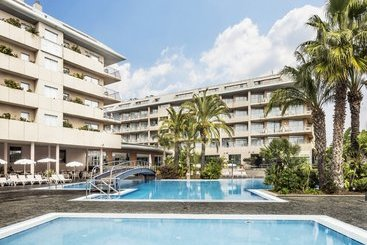 Hotel Aqua  Onabrava & Spa 4sup Santa Susana