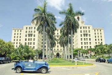 Nacional de Cuba - 아바나