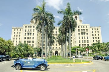Nacional de Cuba - La Havane