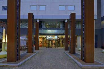 Radisson Blu Hotel, Liverpool - ?????