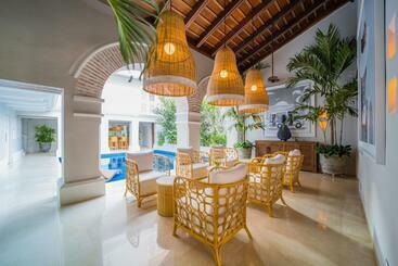 Casa La Merced By Mustique - Cartagena de Indias