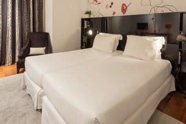 Habitación Hotel Porto Trindade Oporto