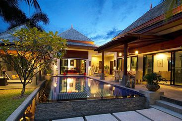 The Bell Pool Villa Resort - Kamala Beach