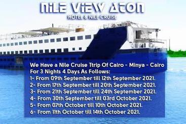 Nile View Aton - Le Caire