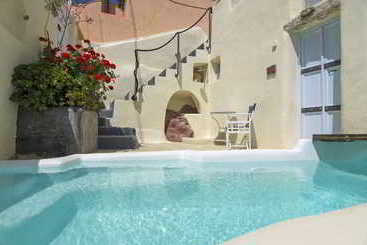 Timedrops Santorini Monumental Houses - Санторини