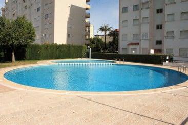 Swimming pool Apartamentos Gandia Playa 3000
