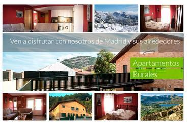 Aparta Rural Collarubio Luxury - Collado Mediano