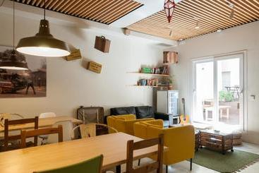The Nomad Hostel - Sevilla