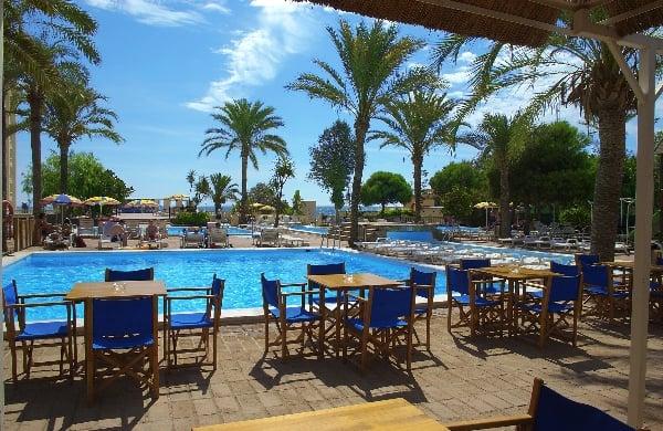 Hotel Alegr A Portomagno En Aguadulce Destinia