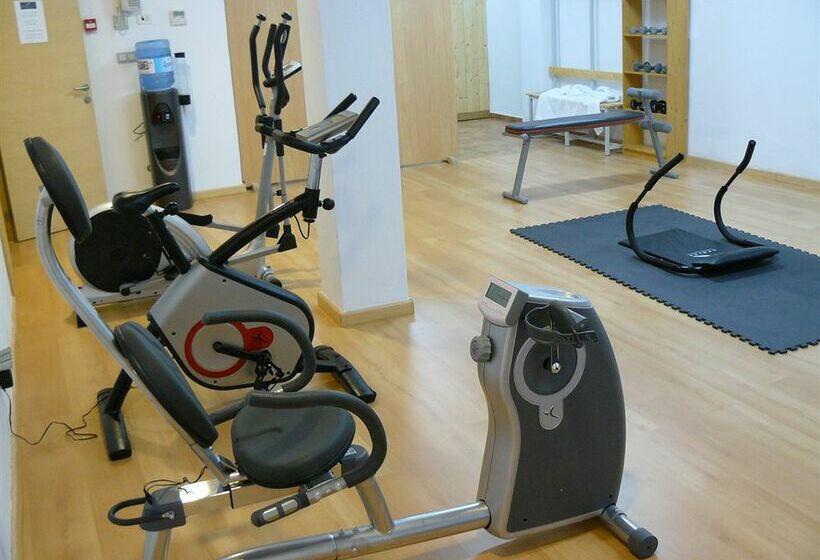 Instalaciones deportivas Hotel Daniya Alicante