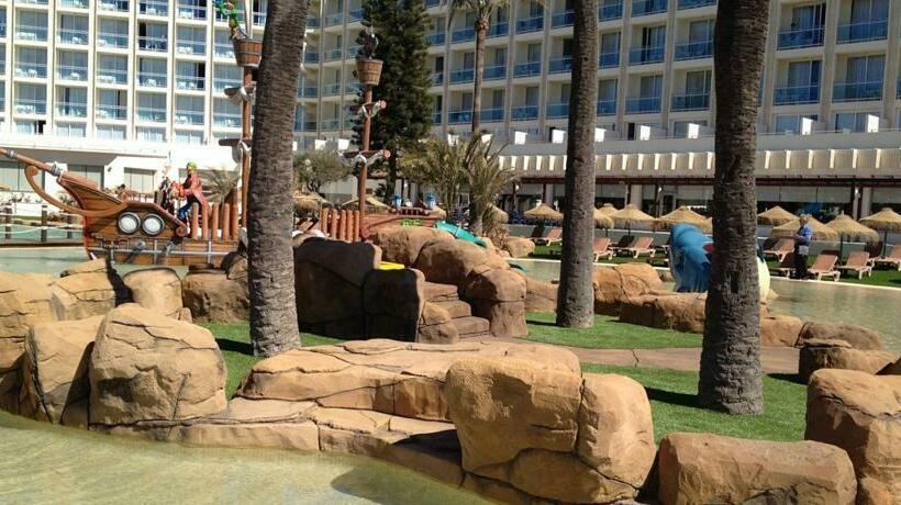 Zonas comunes Hotel Evenia Zoraida Park Roquetas de Mar